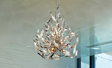 Chandeliers Create Drama Throughout The Home
