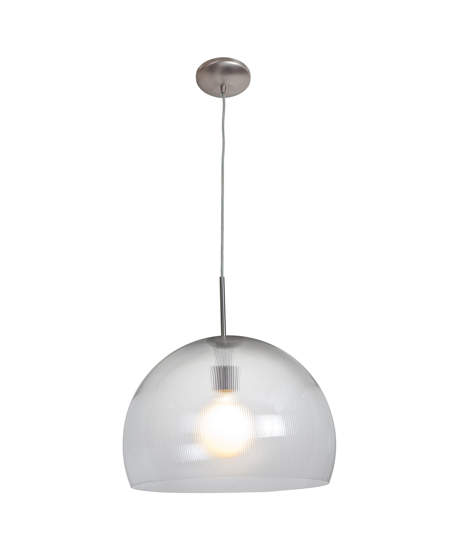 Access Lighting 23760 1R Acrolite 18 Inch Large Pendant