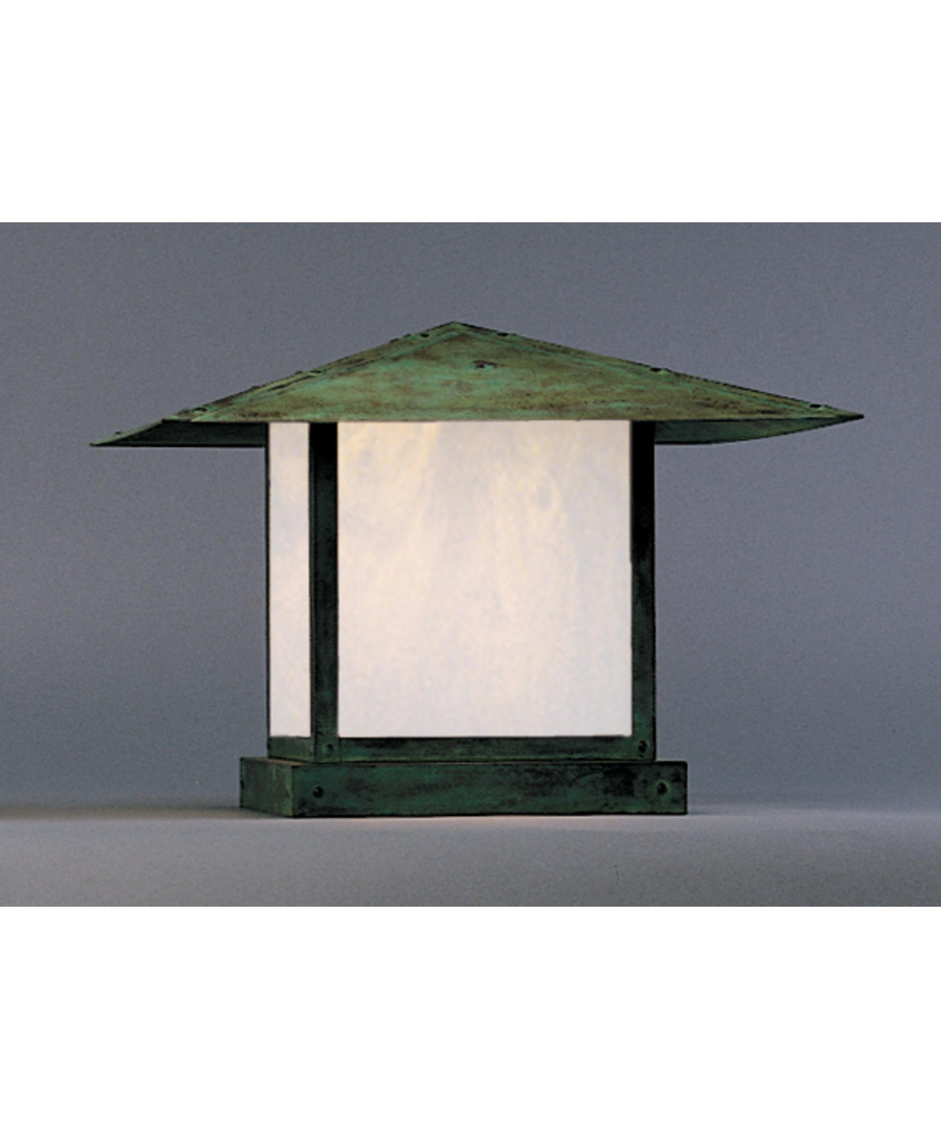 shown in verdigris patina finish white opalescent glass and none accent arroyo craftsman lighting