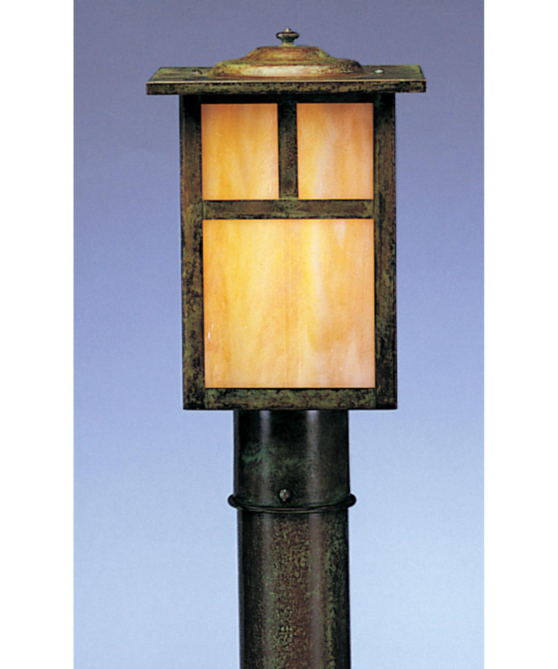 shown in verdigris patina finish gold white iridescent glass and t bar overlay accent arroyo craftsman lighting