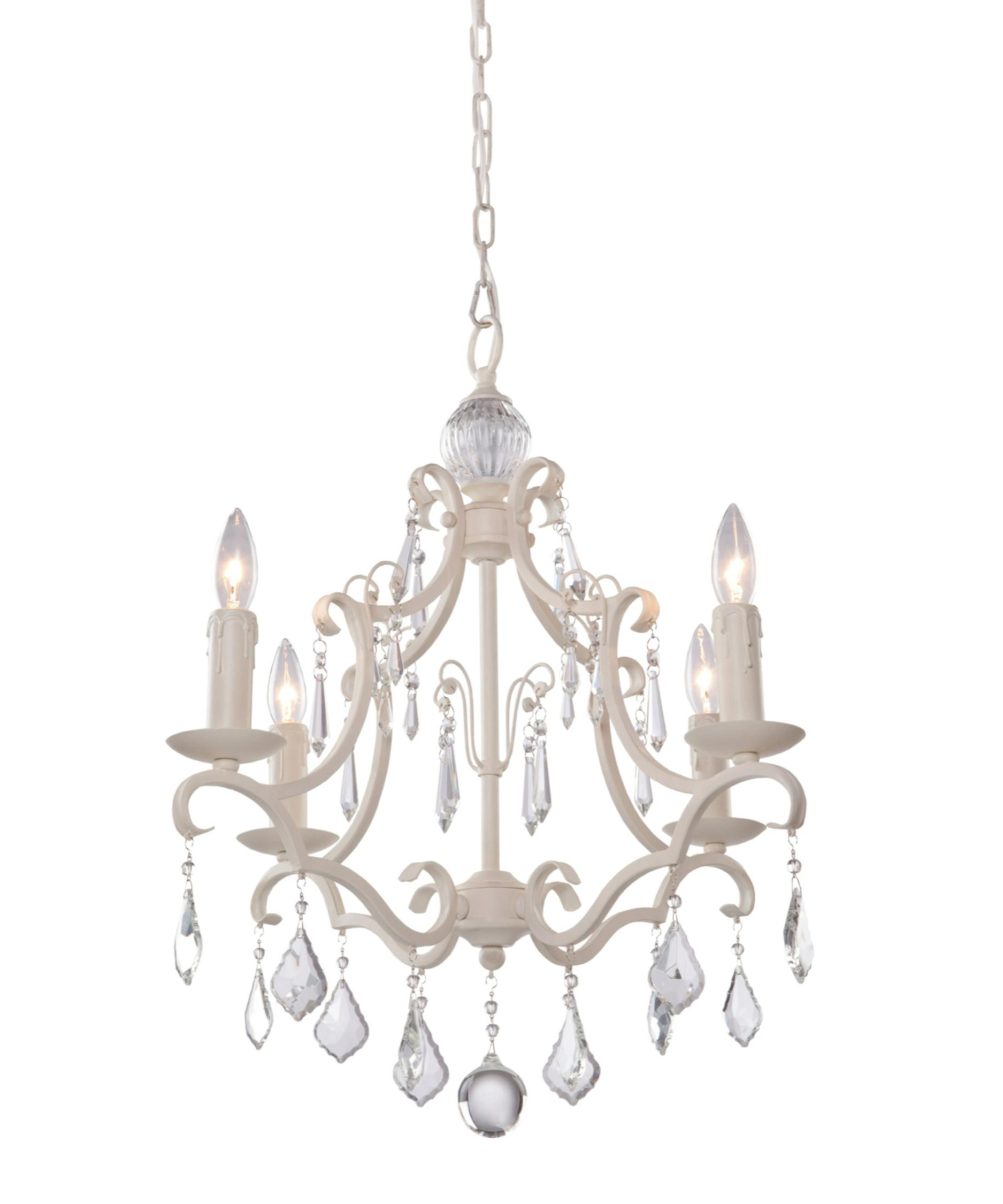 artcraft cl1574 vintage 17 inch wide 4 light mini chandelier capitol lighting