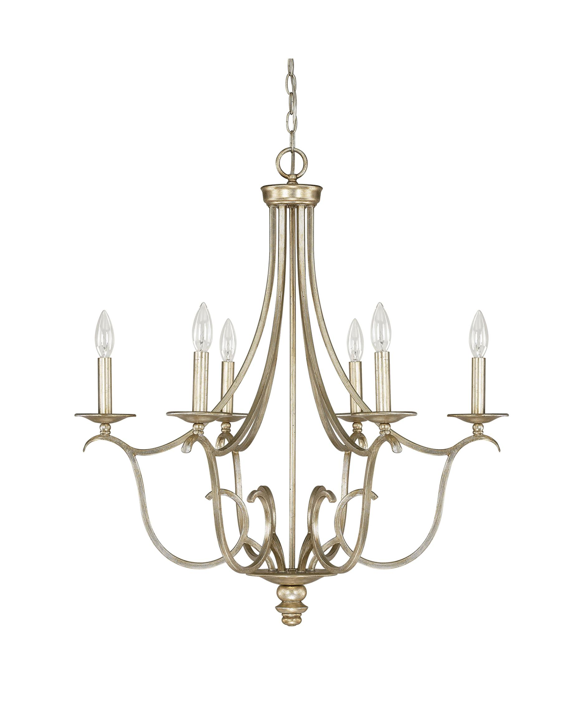 shown in winter gold finish - Capital Lighting