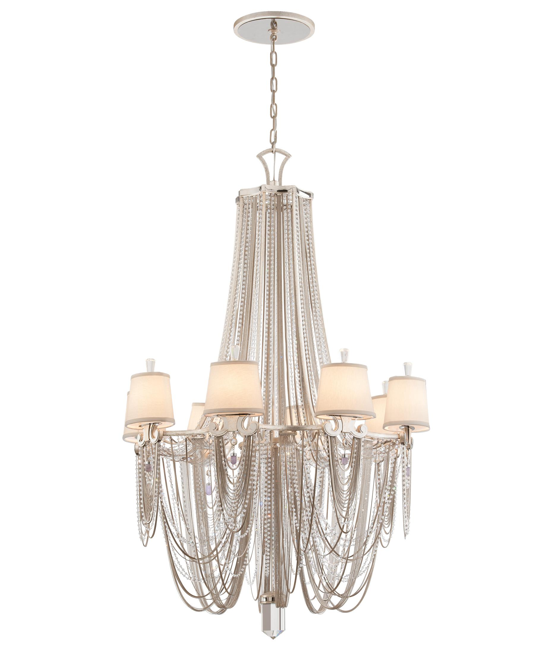 Corbett Lighting 157 08 Flirt 39 Inch Chandelier Capitol Lighting 1 800ligh