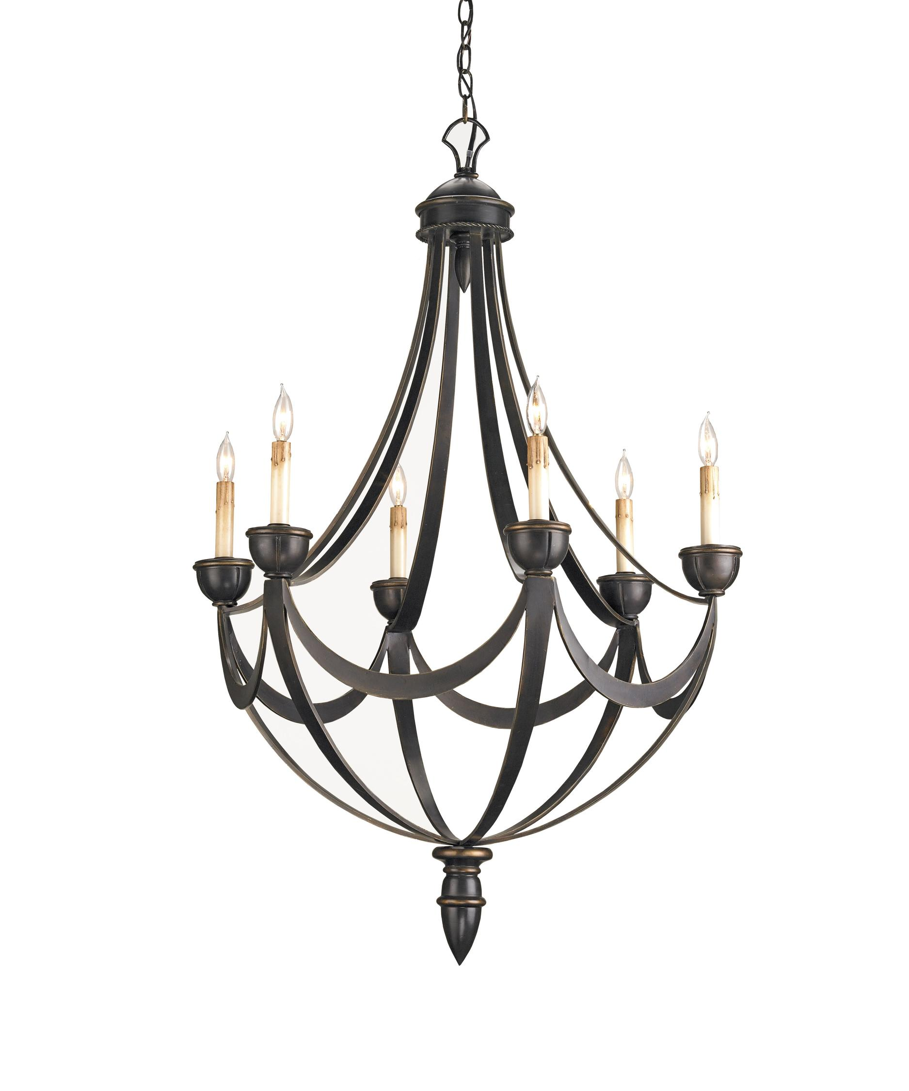 Currey And Company Bathroom Lighting: Currey And Company 9042 Palomino 28 Inch Chandelier
