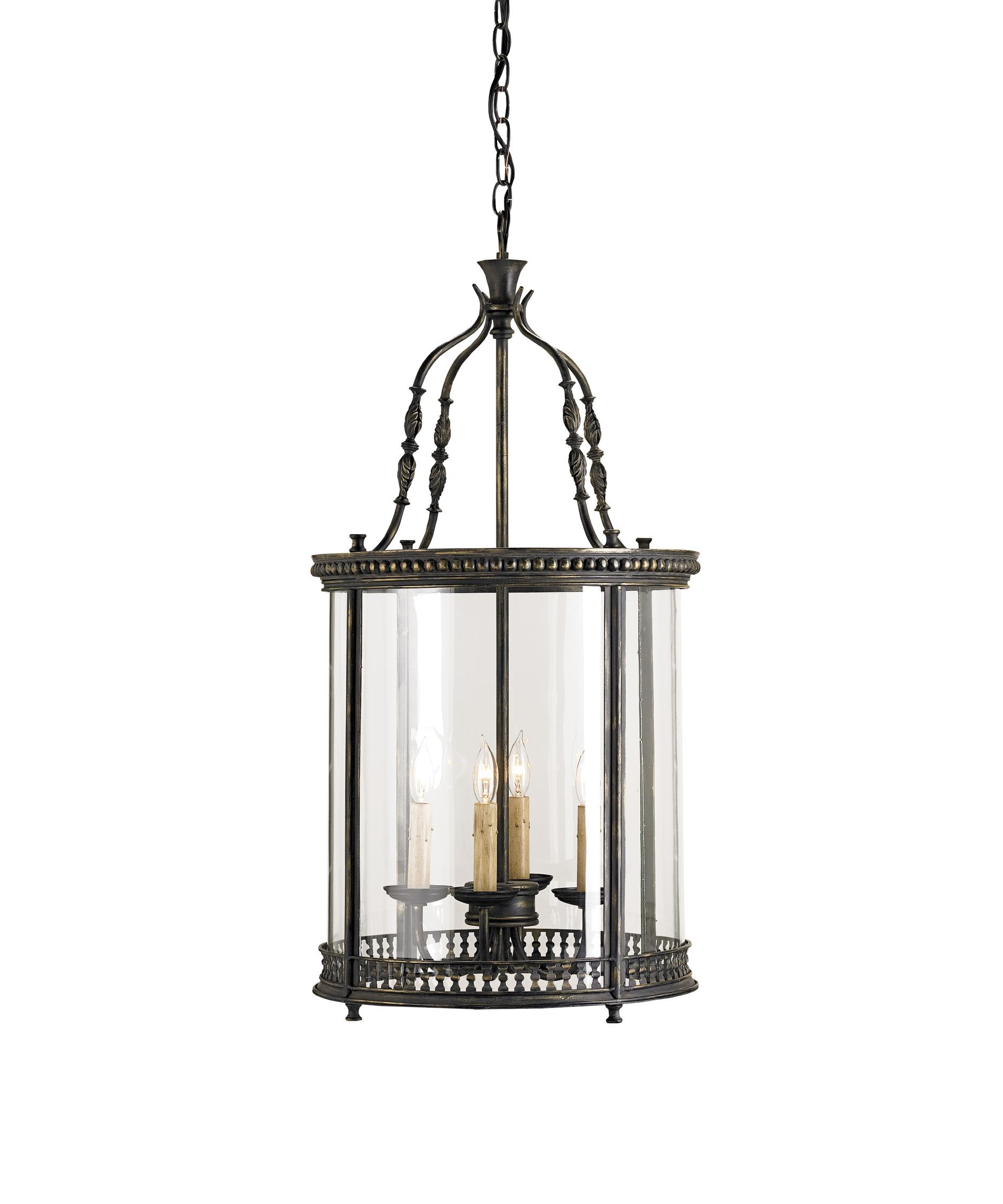 Currey and Company Grayson 16 Inch Wide Foyer Pendant | Capitol Lighting  1-800lighting.com