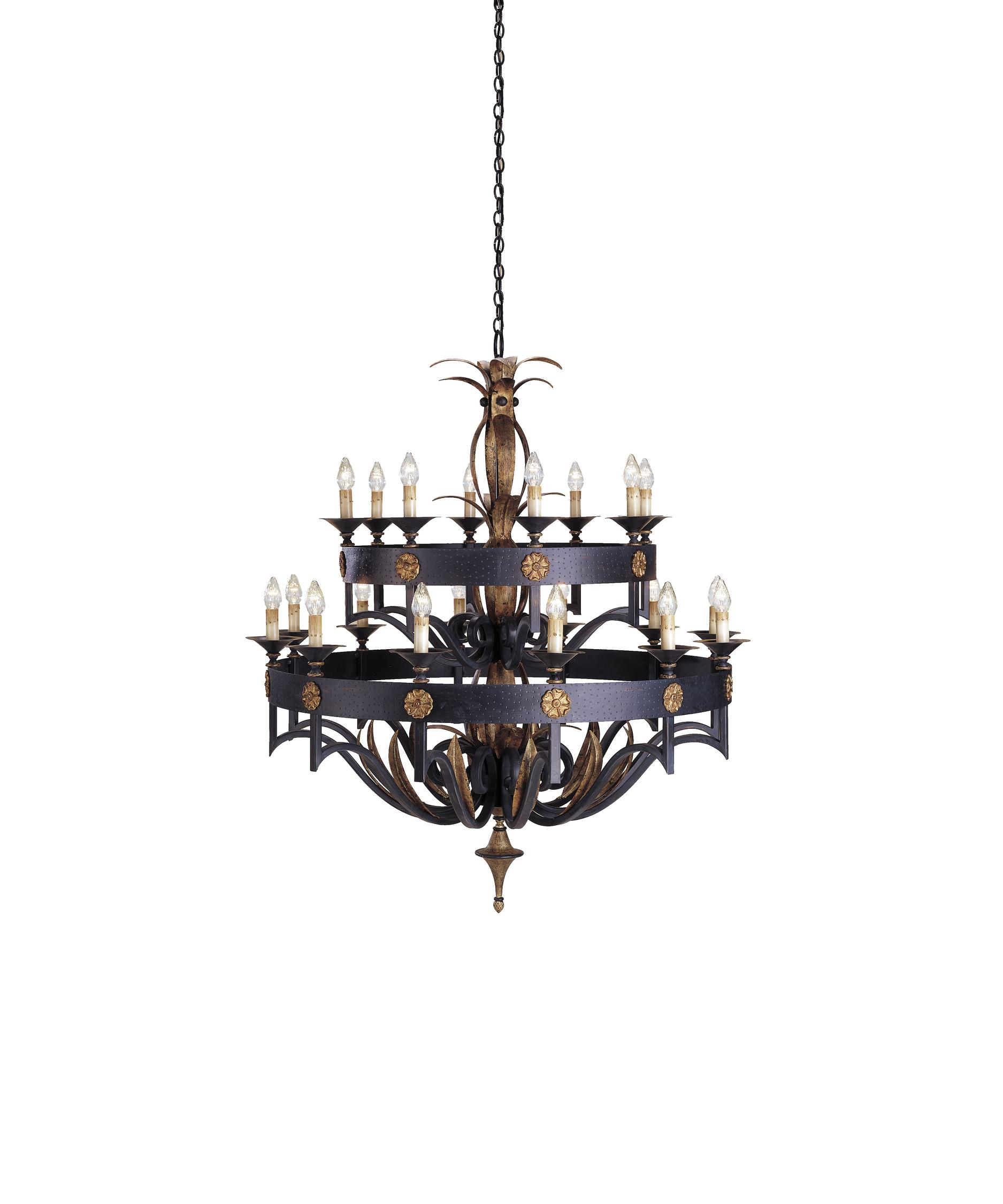 Currey And Company Bathroom Lighting: Currey And Company 9837 Camelot 50 Inch Chandelier