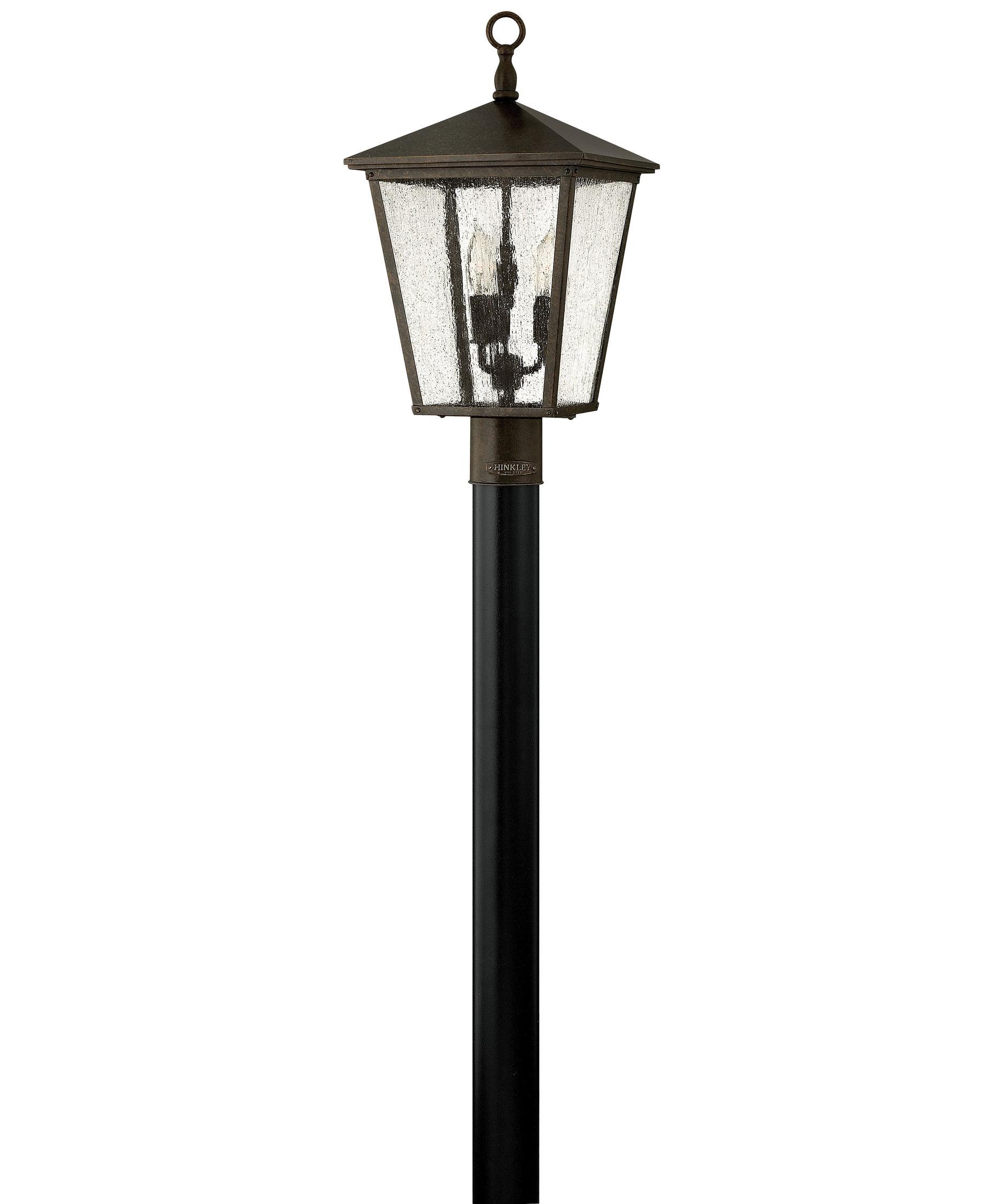 lighting 1431 trellis 3 light outdoor post lamp capitol lighting. Black Bedroom Furniture Sets. Home Design Ideas