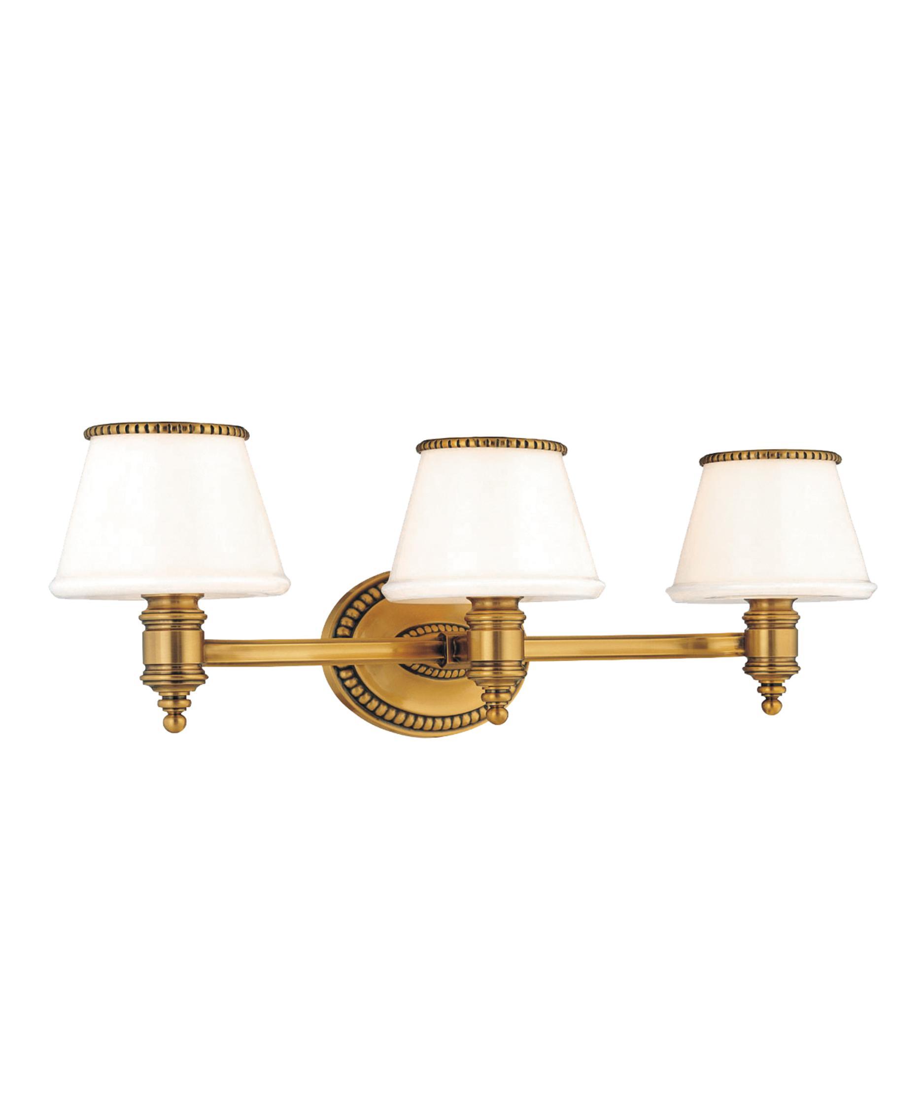 Hudson Valley 4943 Richmond 24 Inch Wide Bath Vanity Light