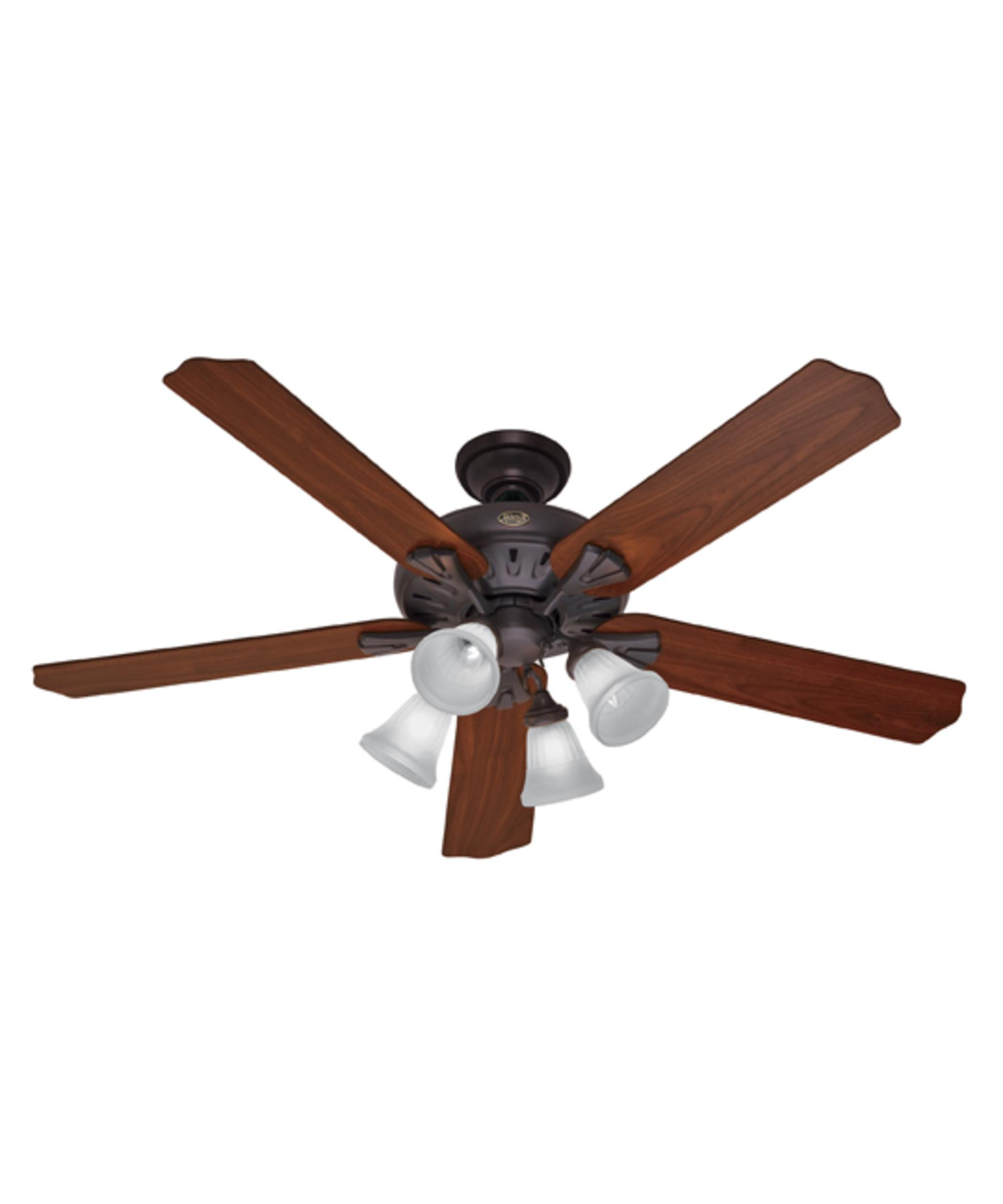 Hunter Fan 23683 High Street 60 Inch Ceiling Fan With
