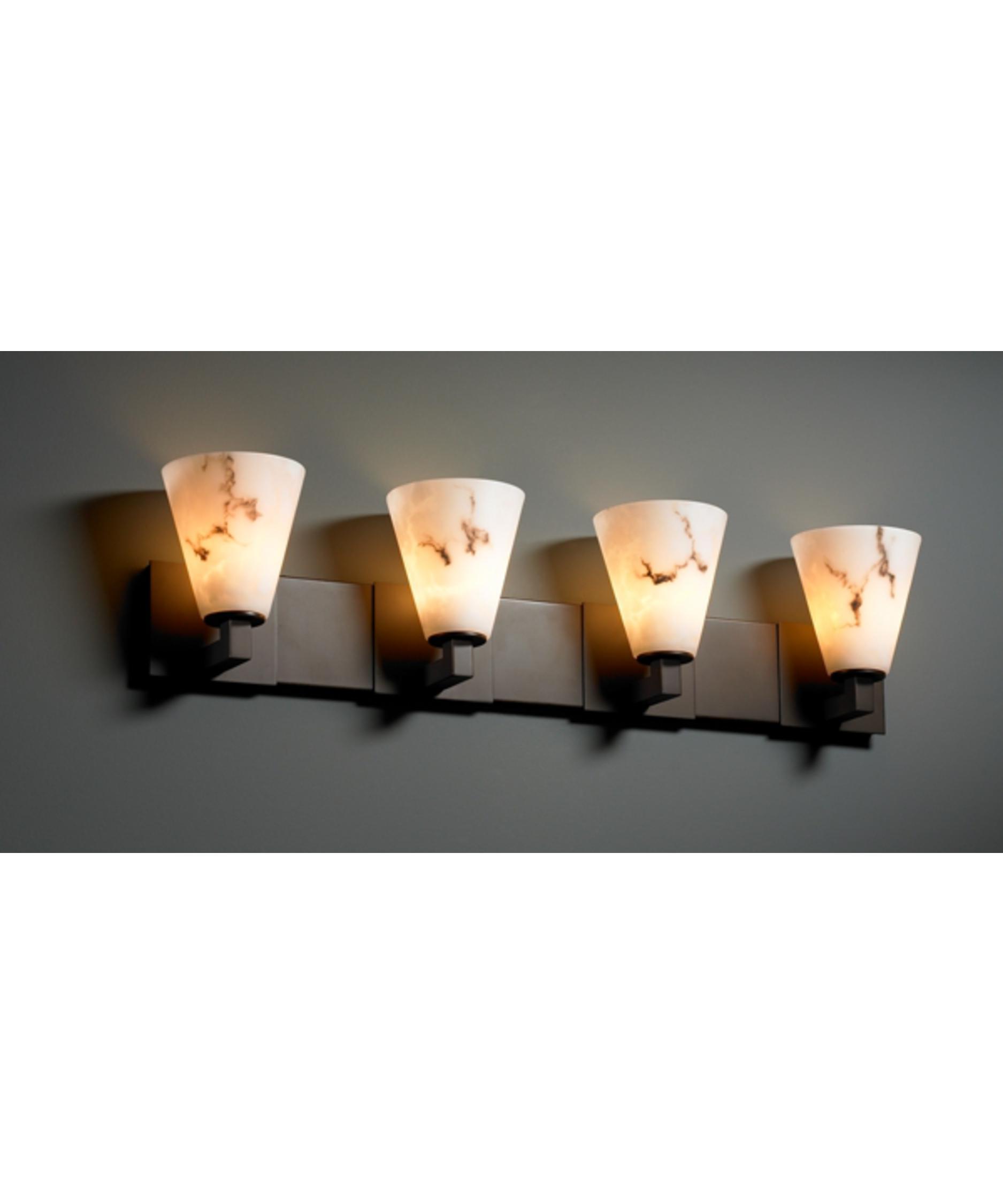 Justice design group lumenaria modular 36 inch bath vanity light capitol lighting 1 - Justice design group bathroom lighting ...