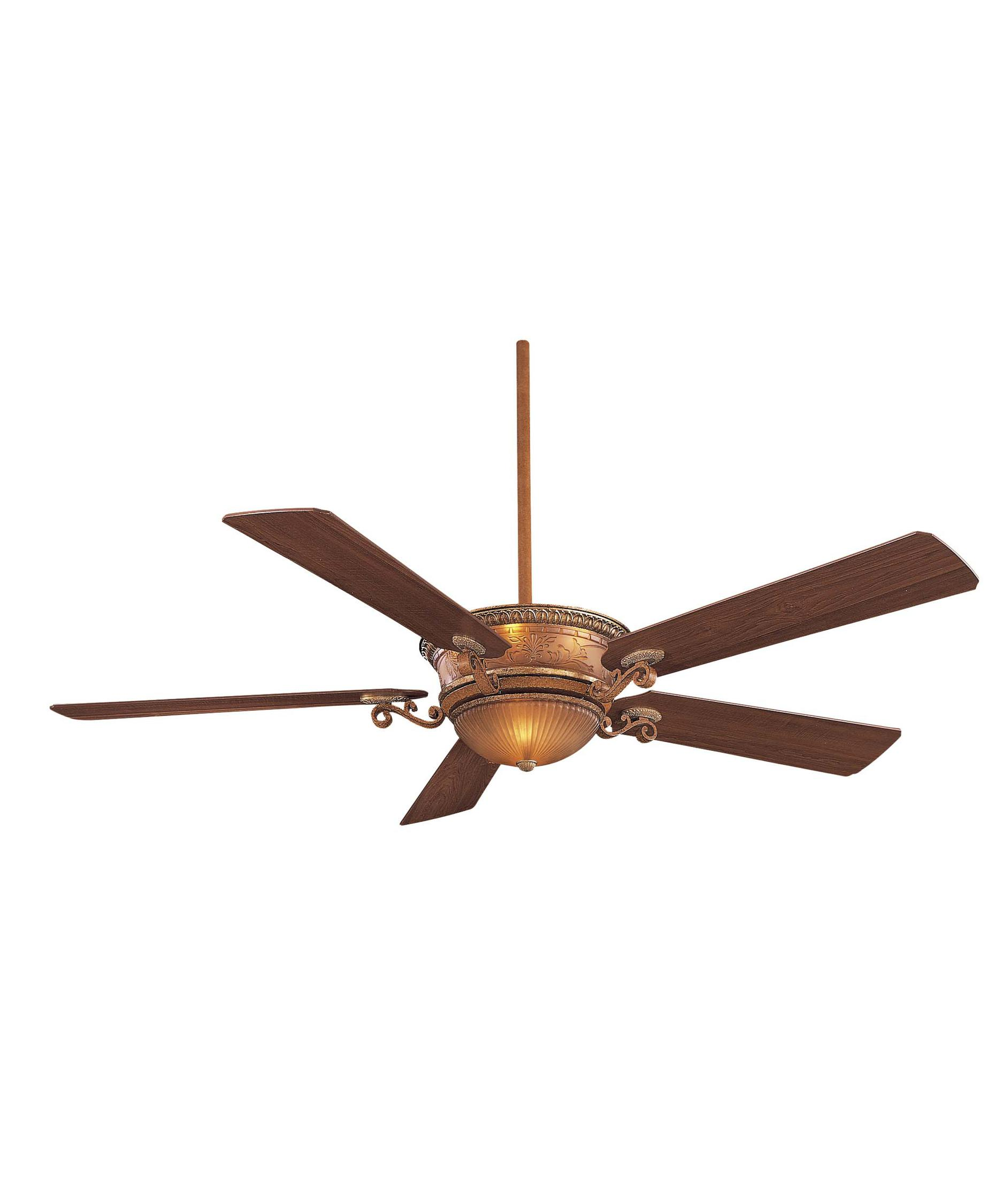 Murray Feiss Ceiling Fan Light Kit: Minka Aire F719 Treville 68 Inch Ceiling Fan With Light