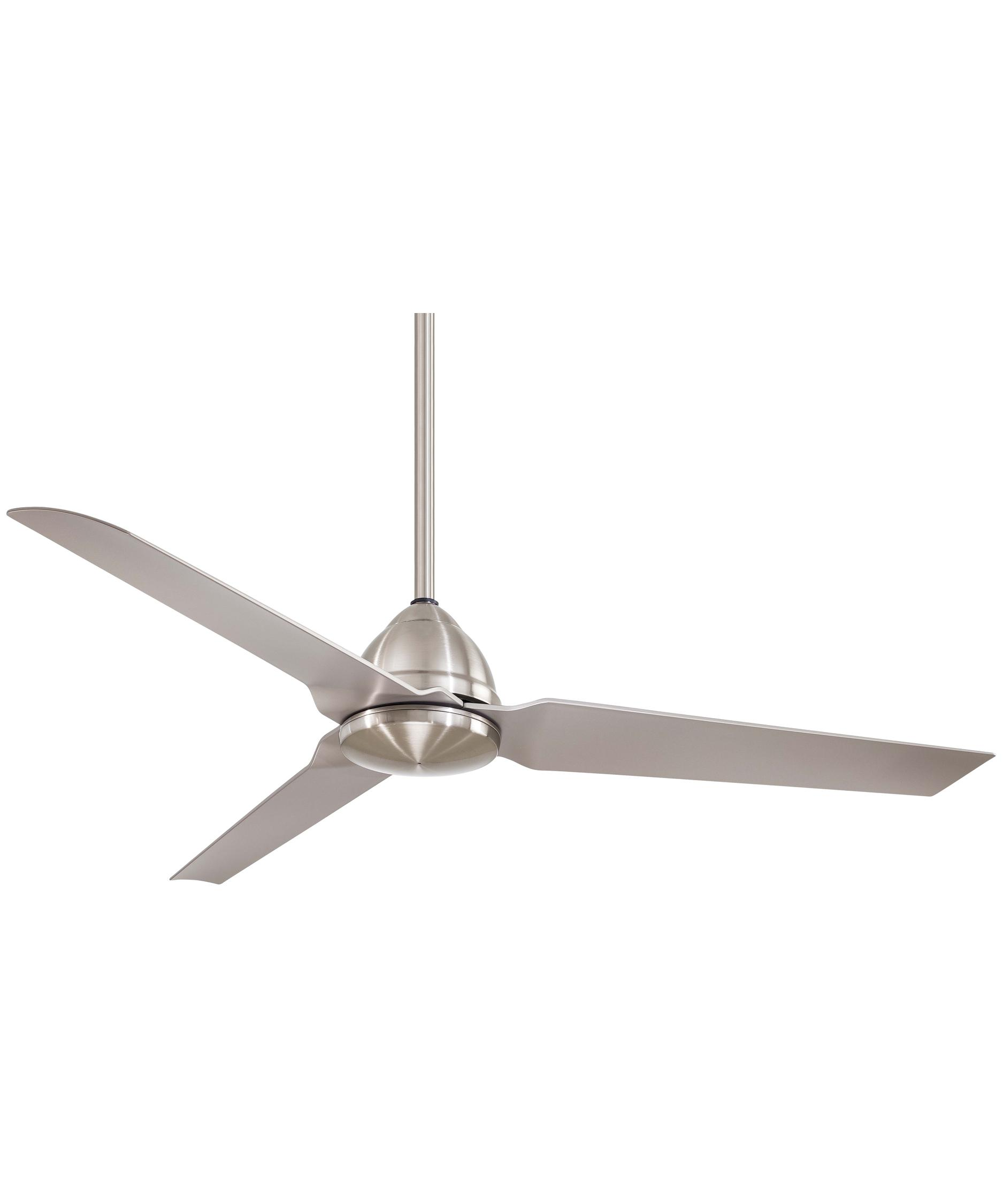 f753 bnw minka aire f580 shangri la 52 inch 5 blade ceiling fan capitol  at edmiracle.co
