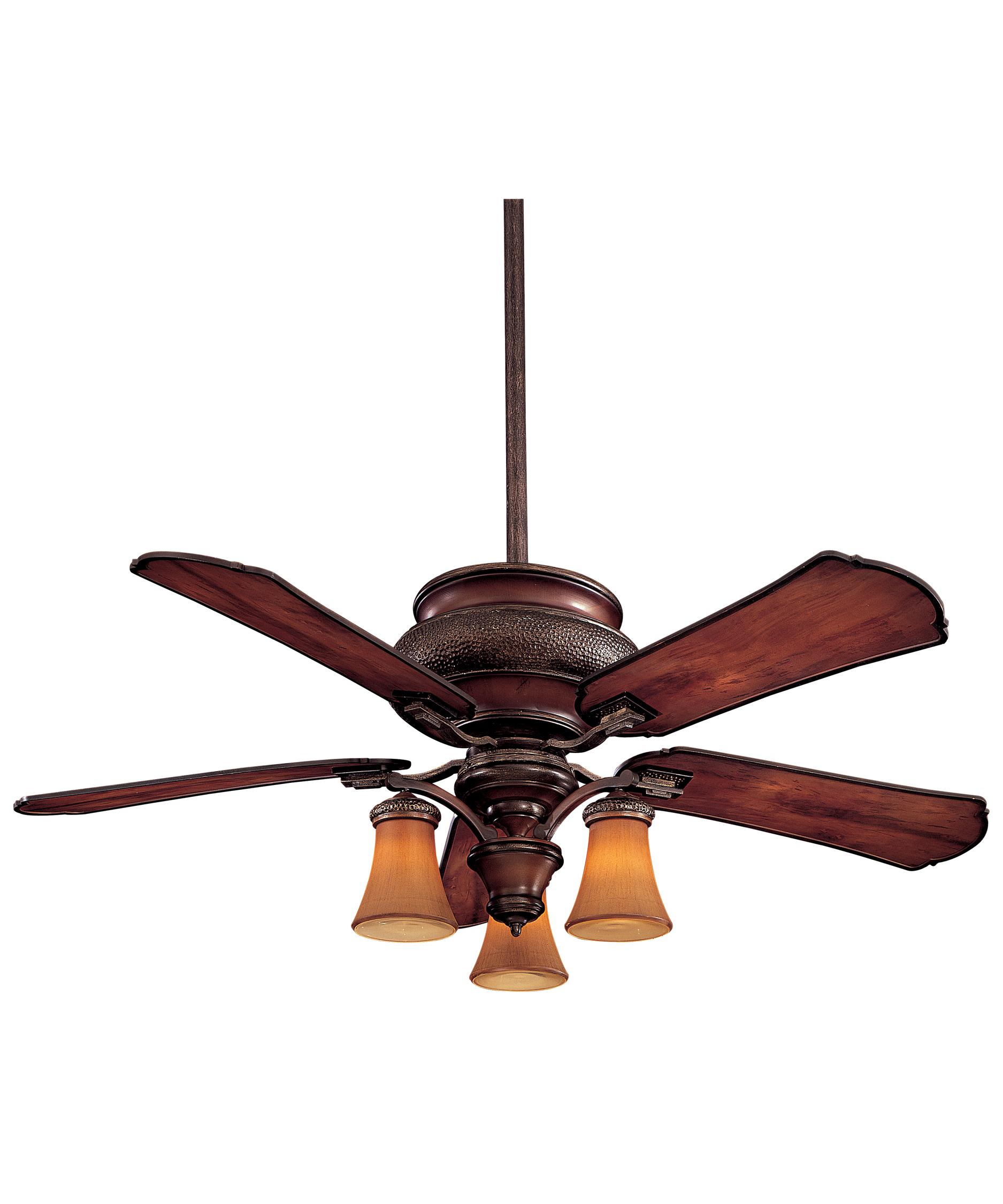 Minka Aire Craftsman 52 Inch 5 Blade Ceiling Fan | Capitol ...:Shown in Craftsman finish and Craftsman glass,Lighting