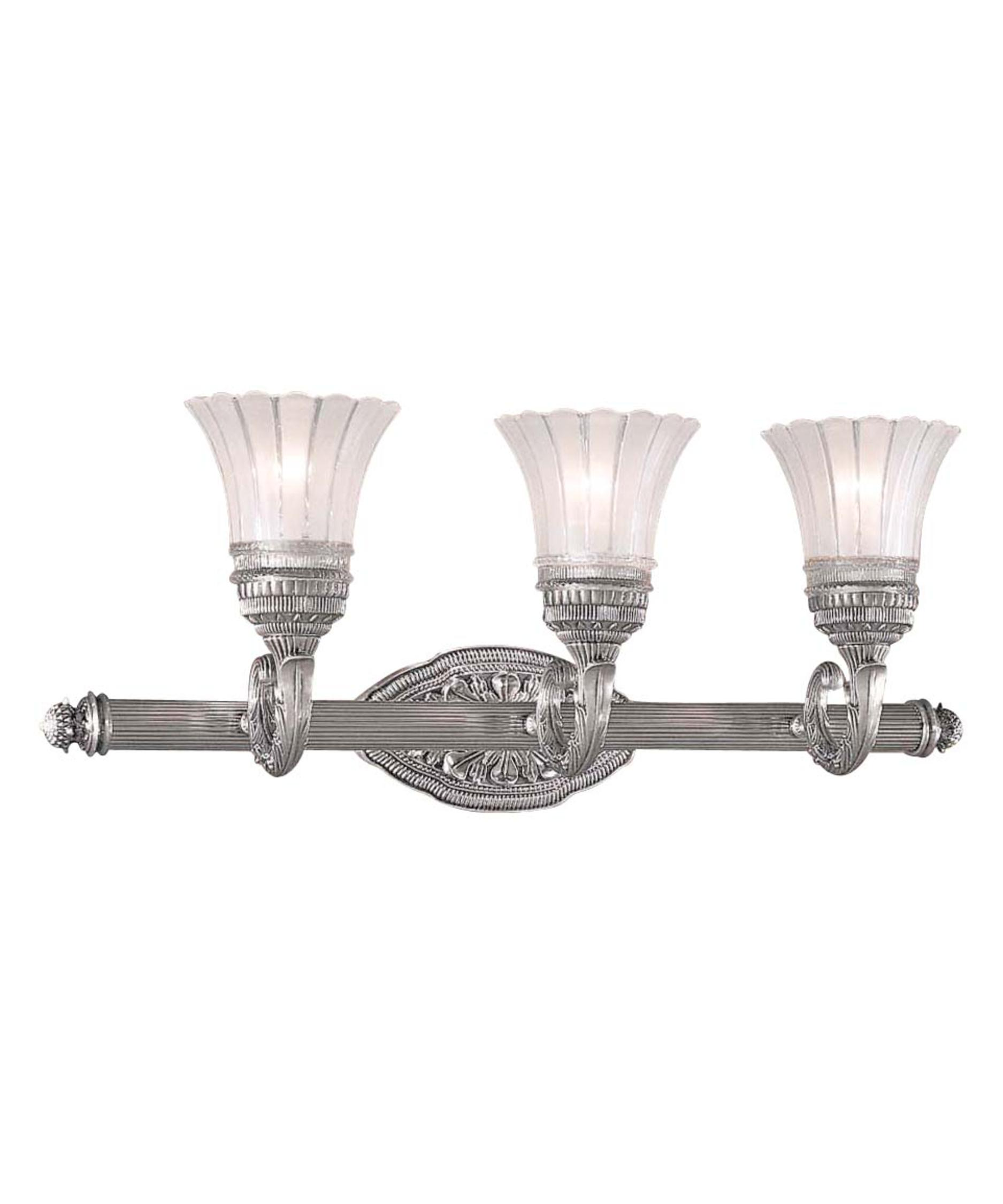 Minka Lavery Bathroom Lighting minka lavery 5763 europa 26 inch wide bath vanity light | capitol