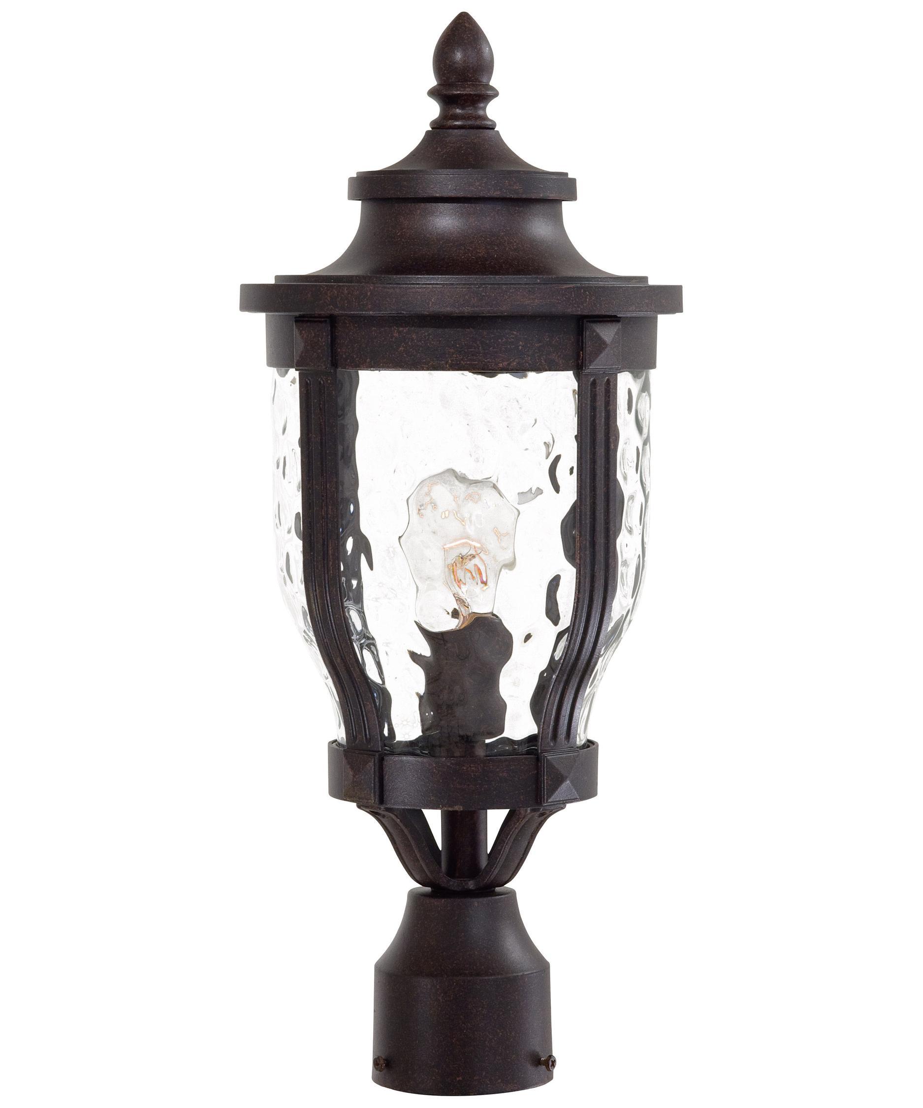 Minka Lavery 8766 Merrimack 8 Inch Wide 1 Light Outdoor Post Lamp | Capitol  Lighting 1 800lighting.com