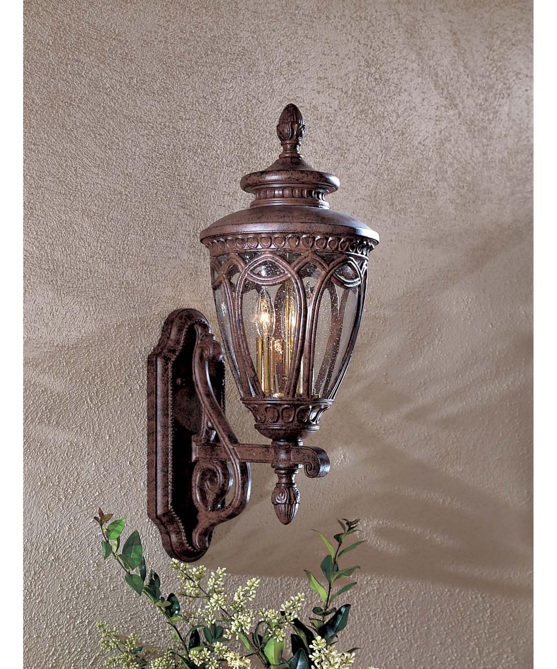 Amazing Minka Lavery 8921 Saint Lawrence 9 Inch Wide 3 Light Outdoor Wall Light |  Capitol Lighting 1 800lighting.com
