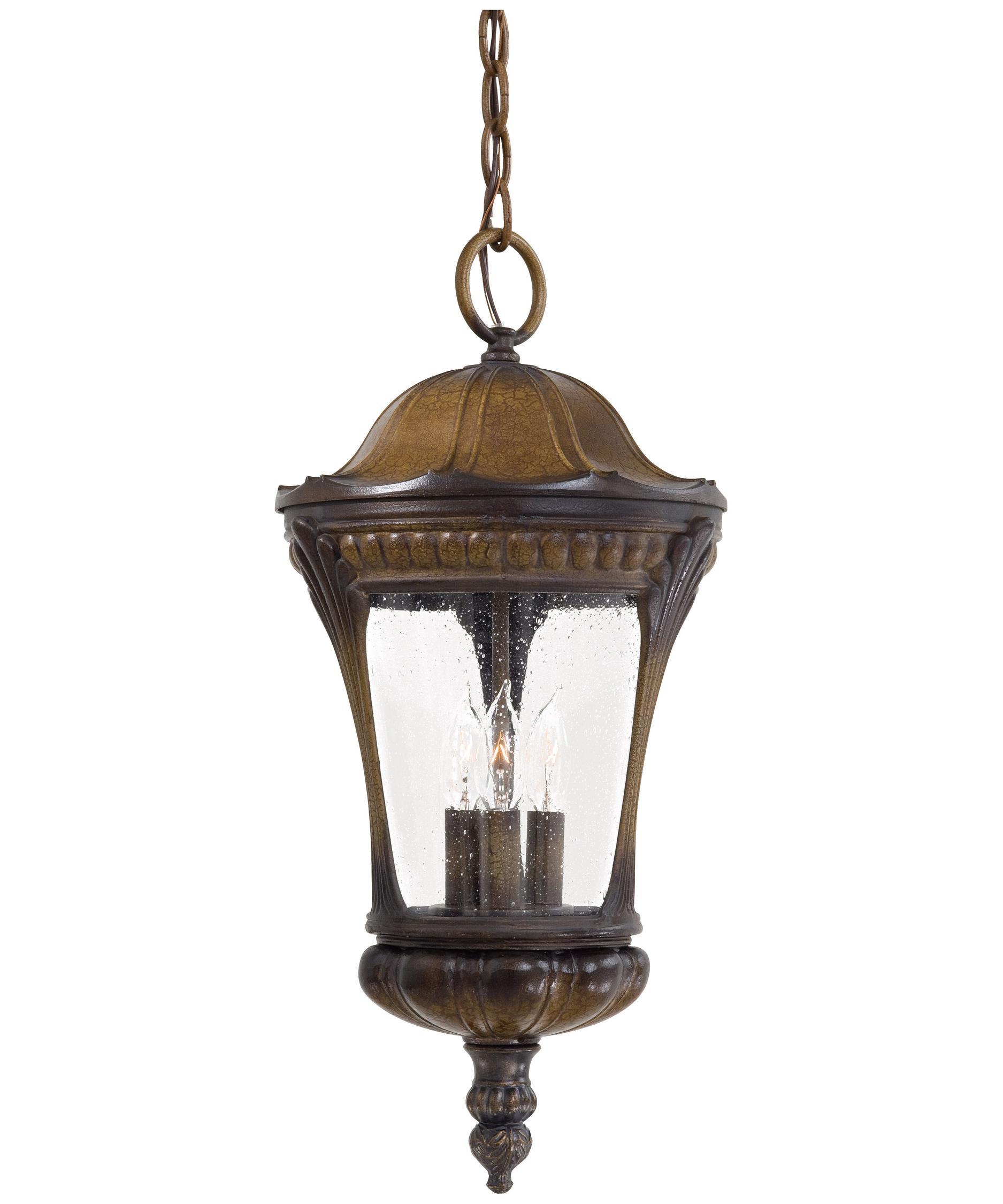 Minka Lavery 9144 Kent Place 10 Inch Wide 3 Light Outdoor Hanging Lantern |  Capitol Lighting 1 800lighting.com