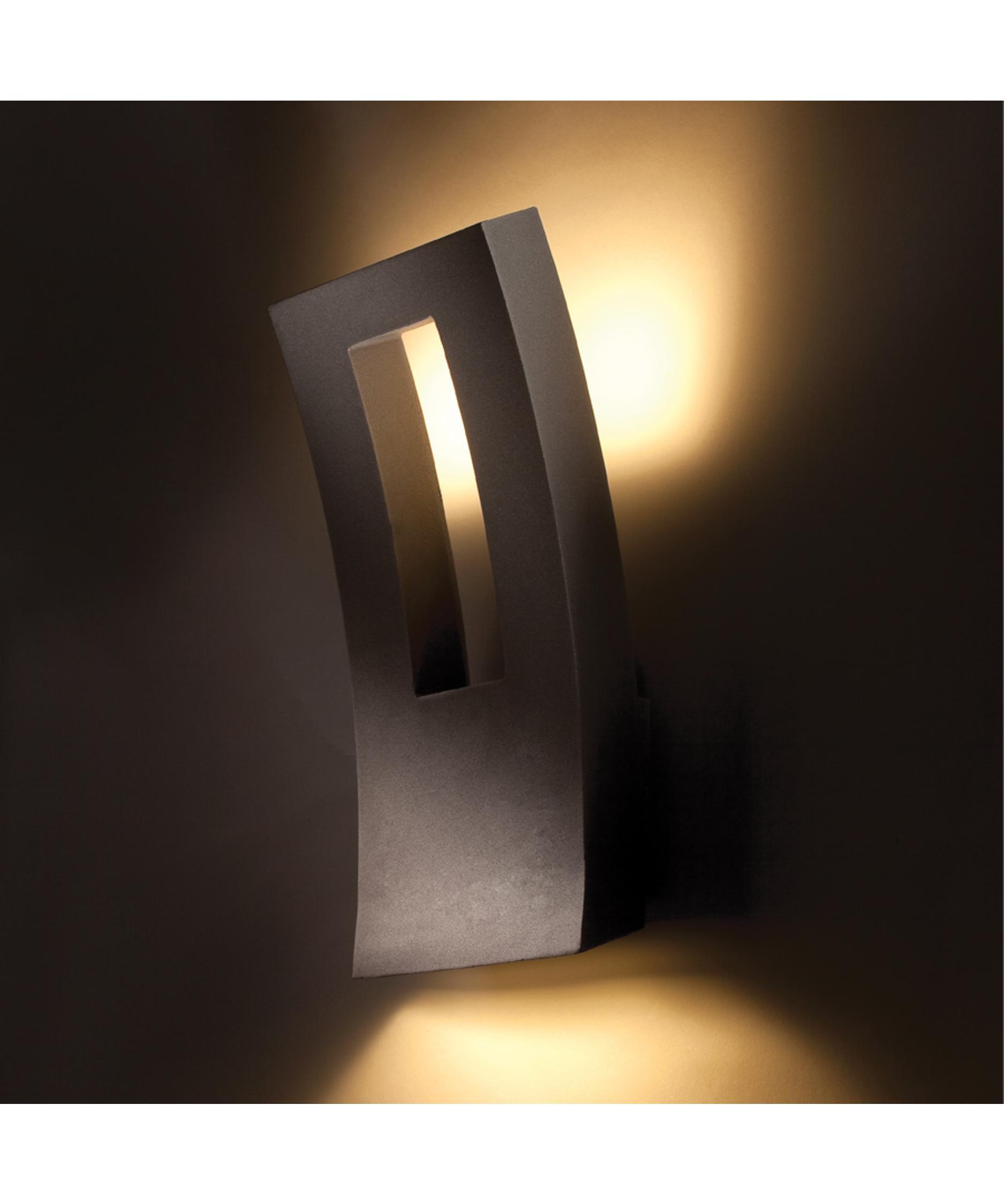 Modern Forms Dawn Energy Smart 4 Light Outdoor Wall Light