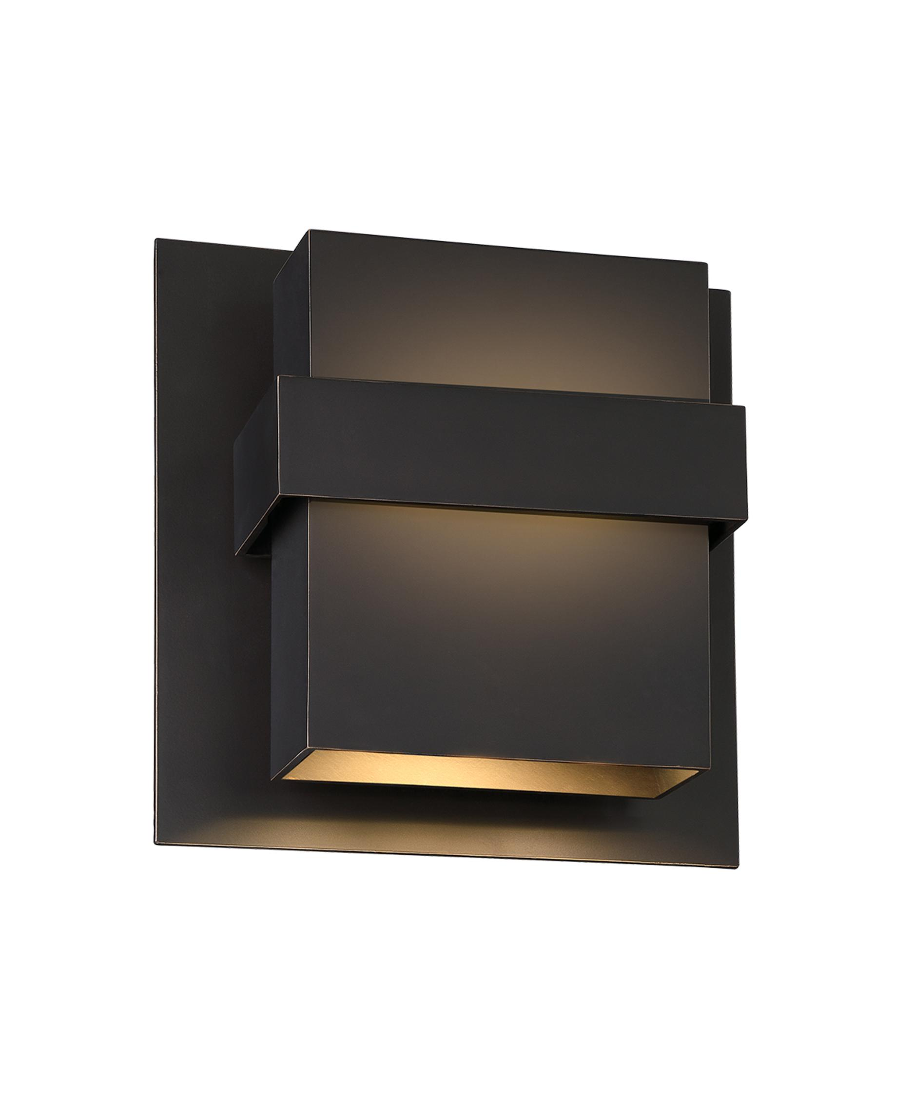 modern forms wsw30511 pandora 11 inch wide 1 light outdoor wall light capitol lighting - Modern Forms Lighting