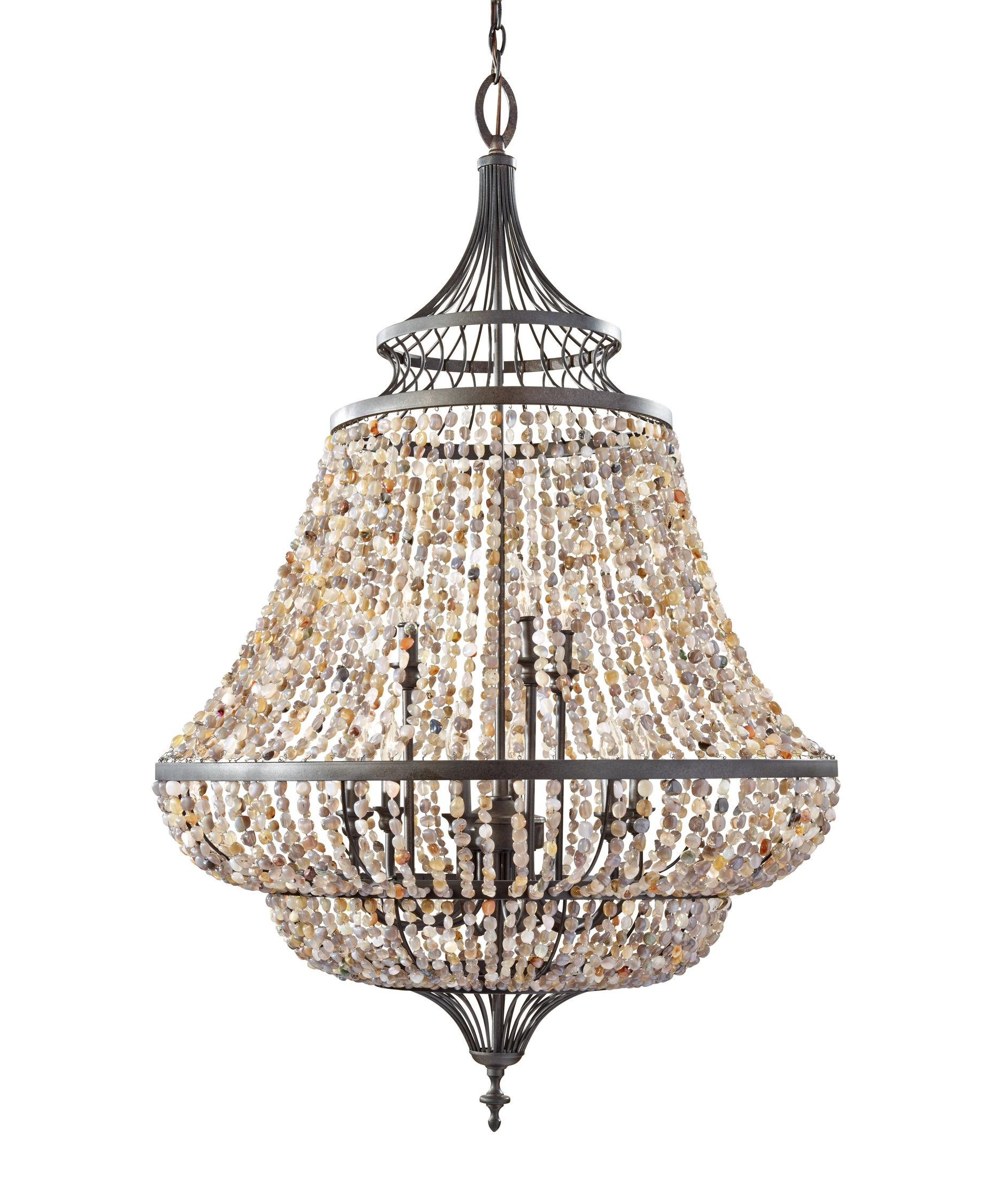 Murray Feiss Maarid 30 Inch Wide 9 Light Chandelier – Murray Feiss Chandeliers