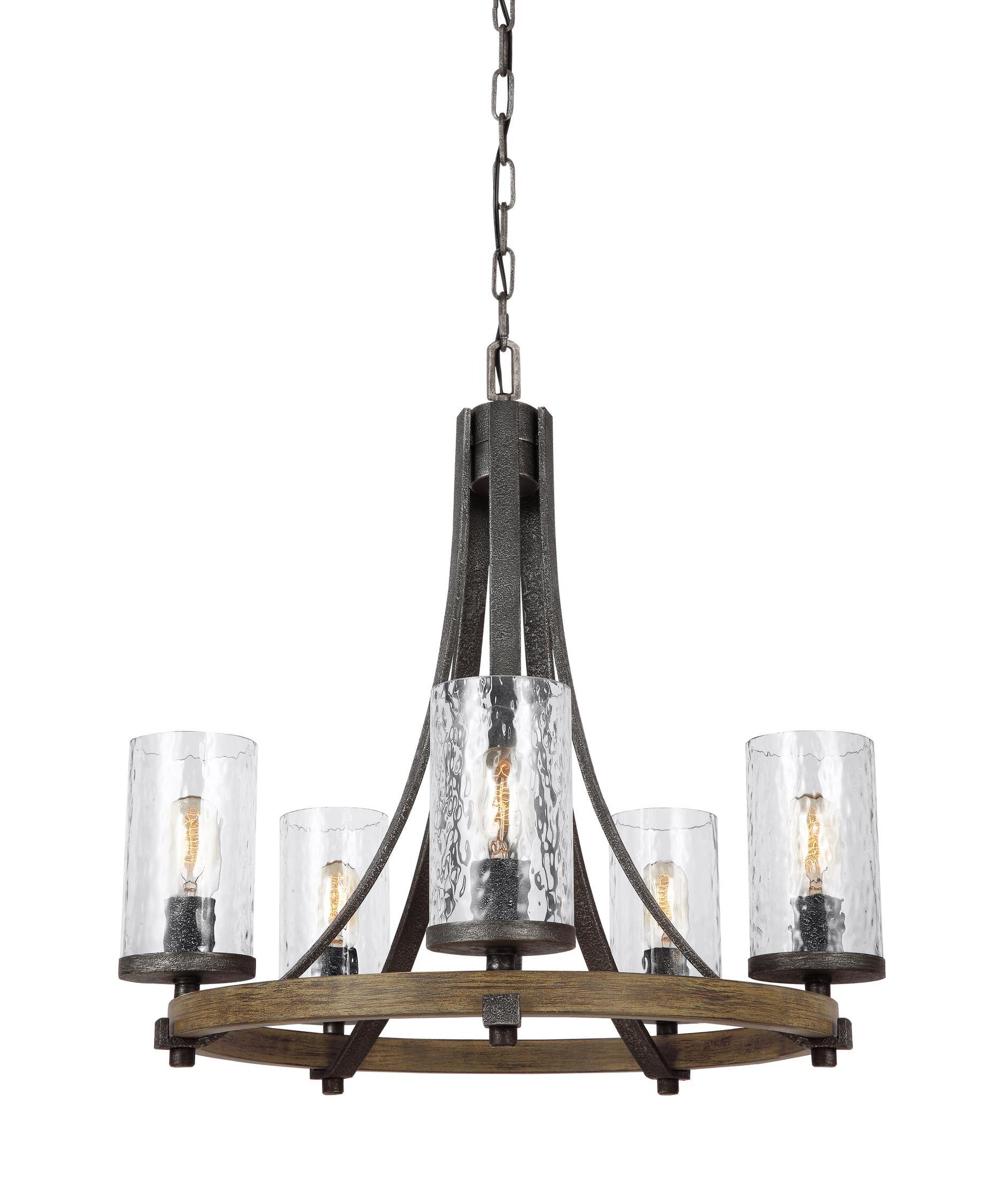murray feiss f31335 angelo 24 inch wide 5 light chandelier capitol lighting - Feiss Lighting