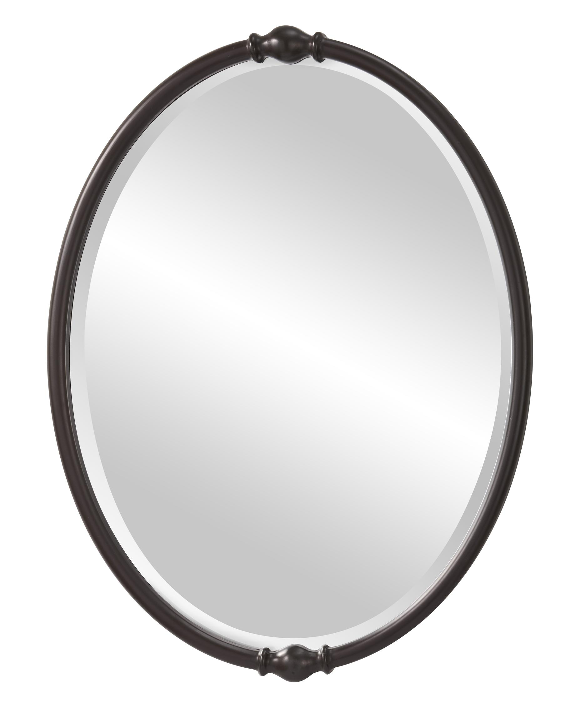 Murray Feiss Mr1119 Jackie Oval Wall Mirror Capitol Lighting 1