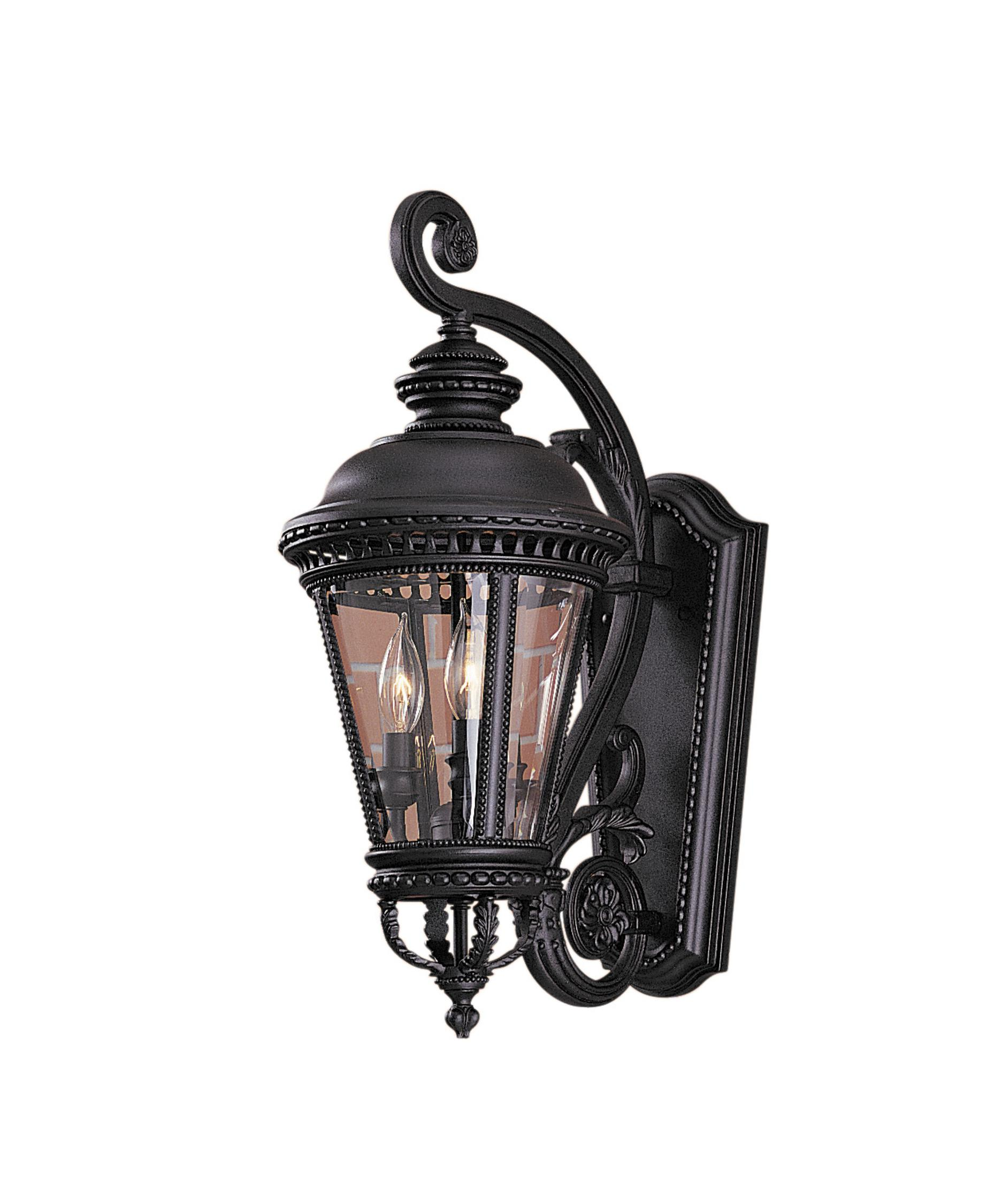 murray feiss ol1901 castle 9 inch wide 3 light outdoor wall light
