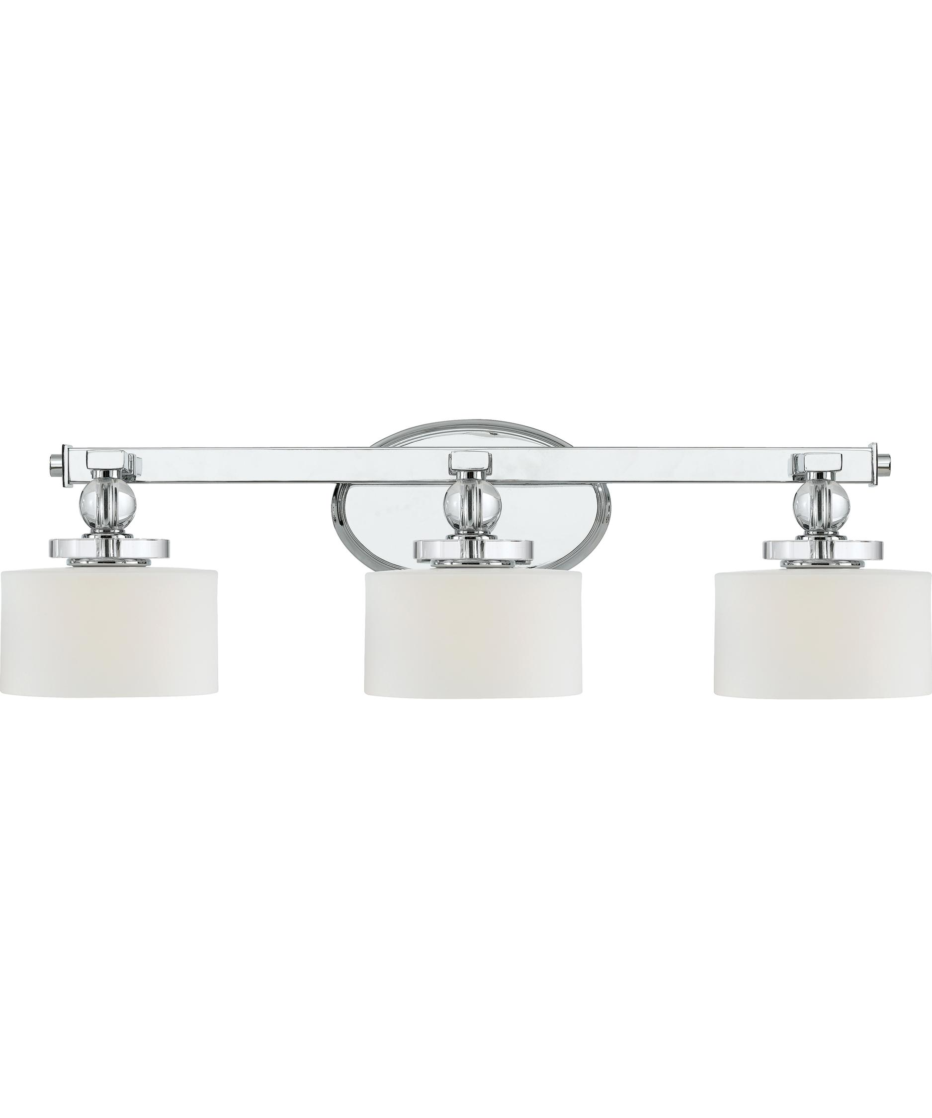 Quoizel DW8603 Downtown 25 Inch Wide Bath Vanity Light