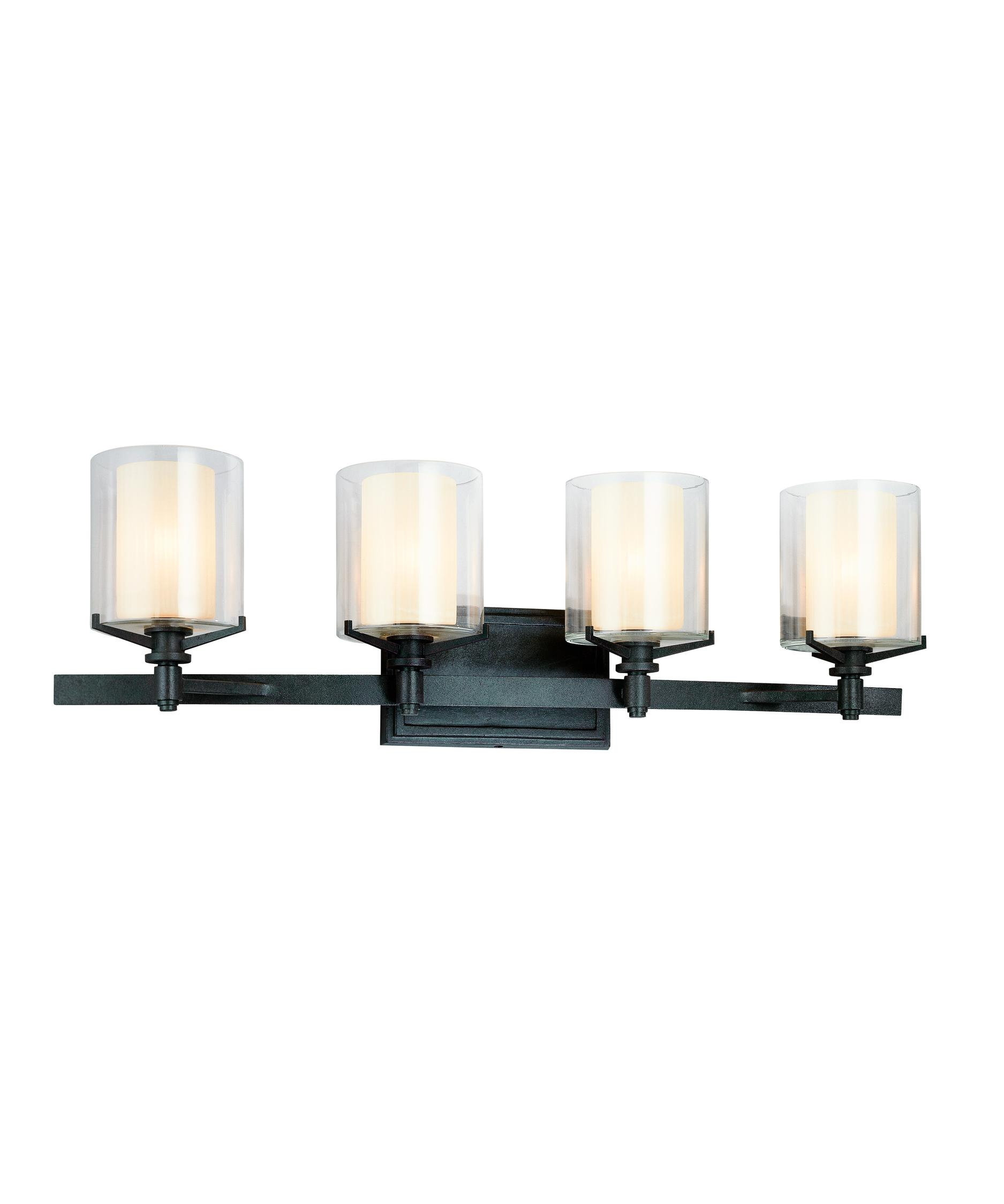 Bathroom Vanity Lights For Sale troy lighting b1714 arcadia 30 inch wide bath vanity light