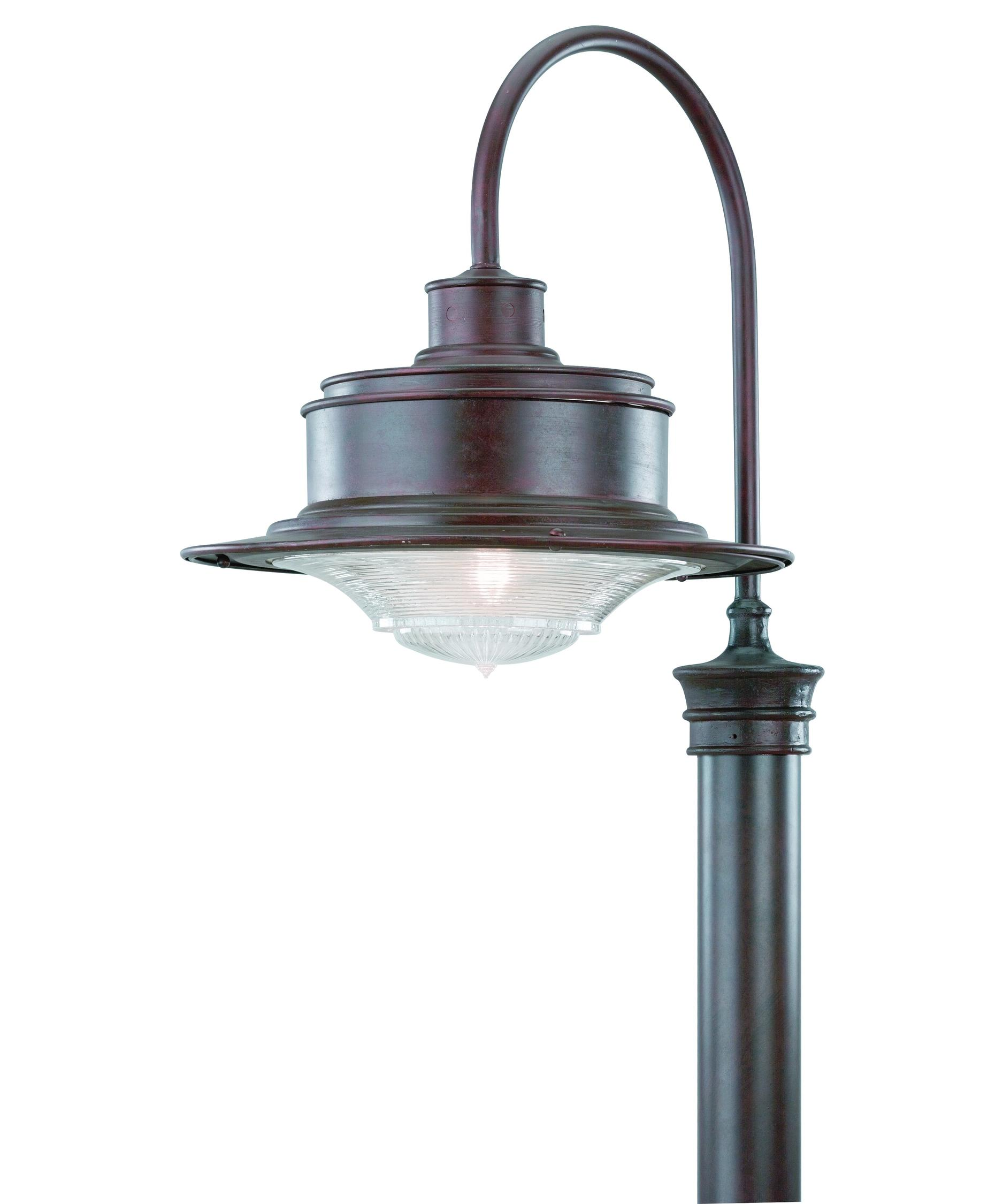 Troy Lighting P9394 South Street 17 Inch Wide 1 Light Outdoor Post ...
