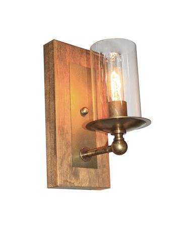 Shown in Burnished Brass finish