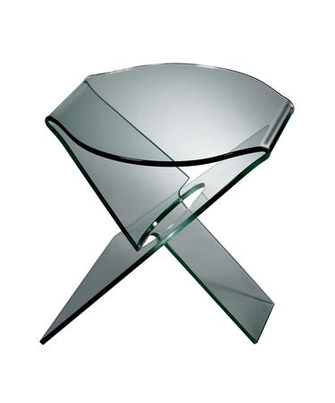 Shown in Glass finish