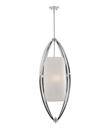 Shown in Chrome finish and Opal Etch glass