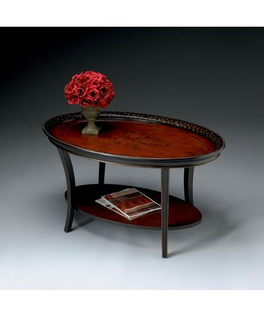 Shown in Traditional Red And Black finish