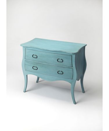 Shown in Rustic Blue finish