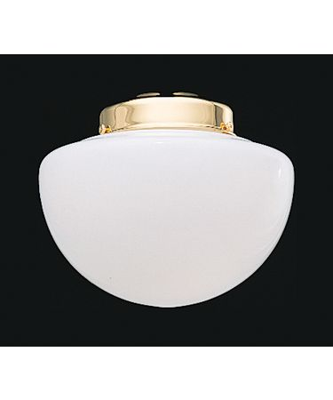 Casablanca G502 4 Inch Center Fan Glass