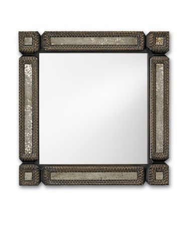 Shown in Blackened Tramp-Antique Mirror finish