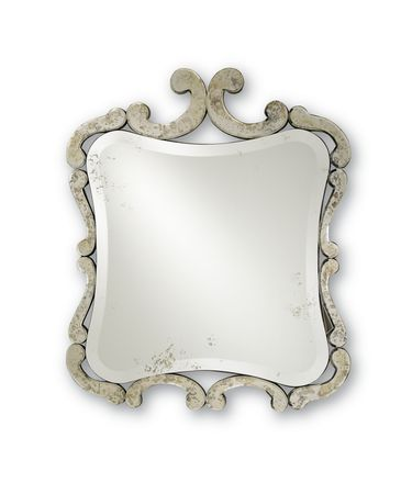 Currey and Company Sazerac Wall Mirror