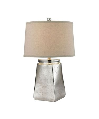 Shown in Silver Mercury Plating finish and Sand Linen shade