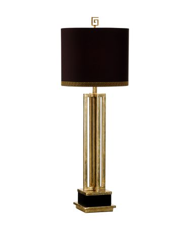 Frederick Cooper Brass Frames 33 Inch Table Lamp