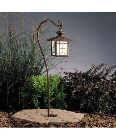 Shown in Patina Bronze finish and Satin Etched glass