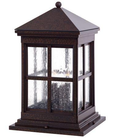 Minka Lavery 8567 Berkeley 4 Light Outdoor Pier Lamp