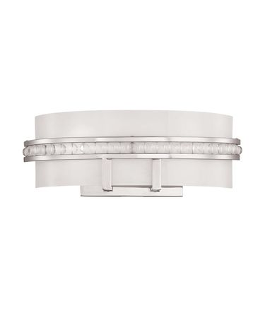 Savoy House 8-3565-2 Glam 16 Inch Bath Vanity Light