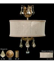 American Brass and Crystal – CH6500