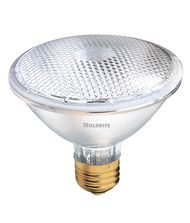 Bulbrite H75PAR30FL 75 Watt 120 Volt Clear PAR30 Halogen Short Neck Flood Bulb
