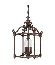 Capital Lighting 9303 Chesterfield 14 Inch Foyer Pendant