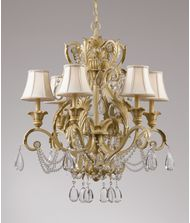 Crystorama 6716 Winslow 29 Inch Chandelier
