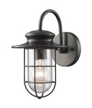 ELK Lighting 1 Portside 1 Light Outdoor Wall Light
