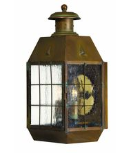 Hinkley Lighting 2374 Nantucket 2 Light Outdoor Wall Light