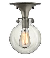 Hinkley Lighting Congress 7 Inch Semi Flush Mount